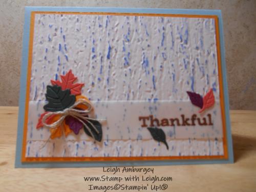 Embossing Folder Pastels